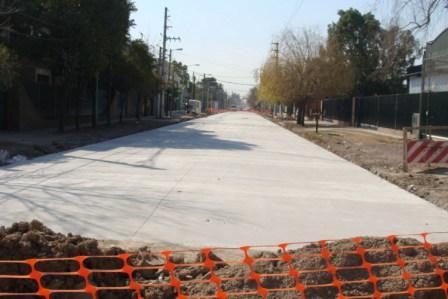 Una nueva vía de comunicación en Don Torcuato