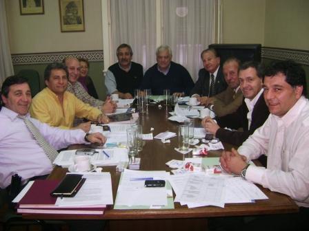Nuevo encuentro del COFELCO en San Fernando