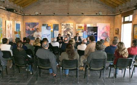 Reunión de prestadores turísticos de Tigre