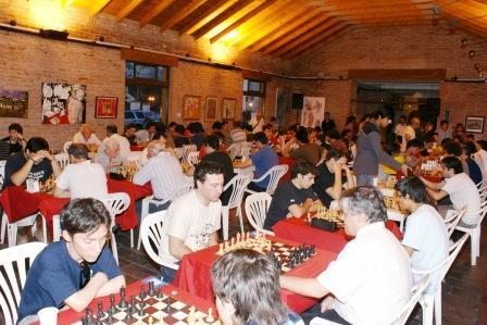 Se realizó la primera jornada de la Copa Tigre de Ajedrez 2009