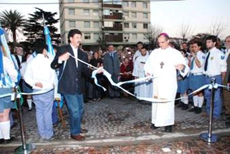 La comunidad salesiana de San Isidro tuvo su gran fiesta.