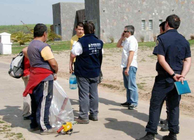 El Ministerio de Trabajo bonaerense realizó inspecciones en el Delta de Tigre