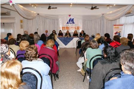 Encuentro de la Liga de Amas de Casa Regional Tigre
