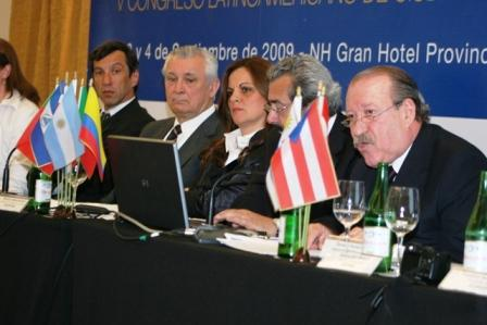Amieiro expuso sobre temas clave del municipio en la V cumbre del alcaldes