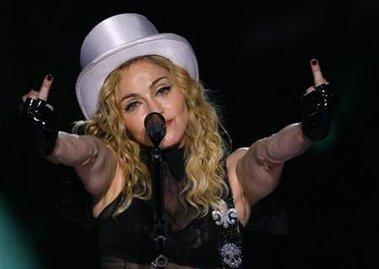 La gira mundial de Madonna rompe su propia marca