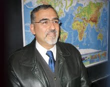 el especialista en geopolítica Carlos Pereyra Mele