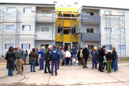 Sergio Massa recorrió junto a UNICEF la obra de urbanización del Barrio San Pablo