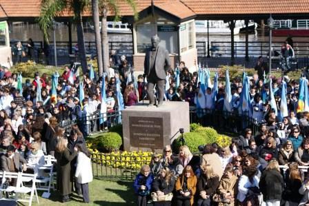 Se festejó en Tigre el Día del Maestro