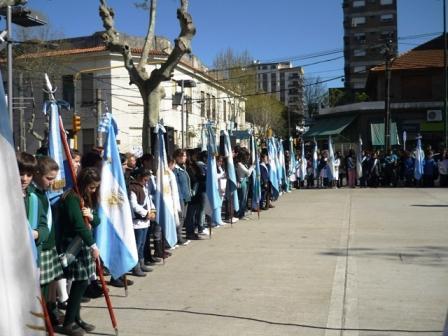 San Fernando festejó el día del maestro