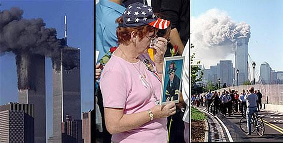 Ee. UU recuerda a las victimas del 11-S en su octavo aniversario