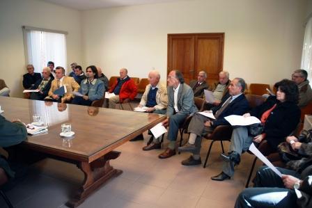 Reunión de la Comunidad Náutica de Tigre en el HCD