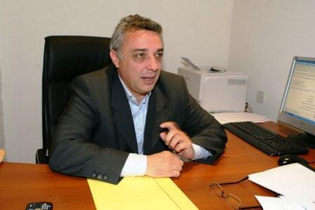 El Secretario General del Municipio de Tigre, Julio Zamora
