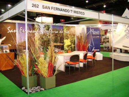 Exitosa presentación de San Fernando en FEBAT