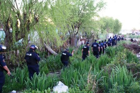 Operativos Policiales en Rincón de Milberg y Tigre