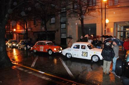 El Gran Premio Histórico pasó por San Isidro