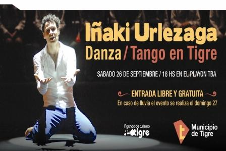 Iñaki Urlezaga se presentará en Tigre