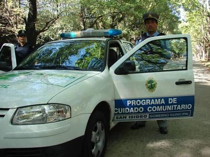 Programa Cuidado Comunitario de la Municipalidad de San Isidro