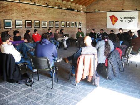 El Iadepp llevo a cabo su primer encuentro de voluntariado