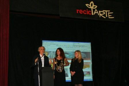 Se lanzó en Tigre el Programa ReciclARTE