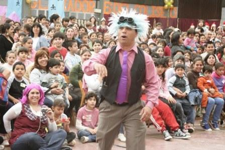 Más de 1800 vecinos festejaron el día de la familia en el CEDEC