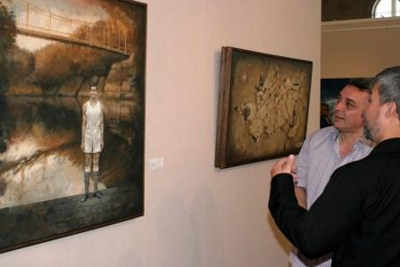 Agua la nueva muestra en el Museo de Arte Tigre