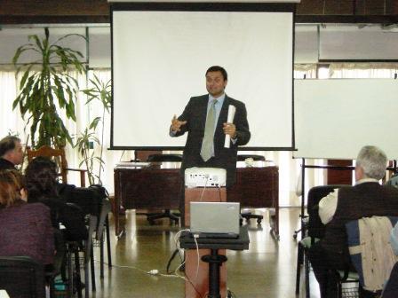 Capacitación sobre Gobierno Digital en San Martín