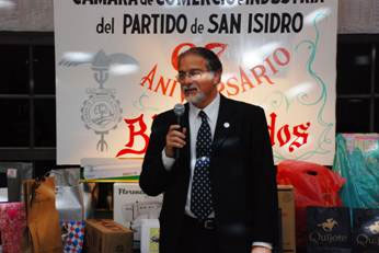 La Cámara de Comercio e Industria de San Isidro cumplió 67 años