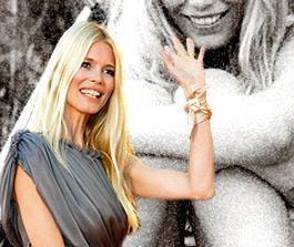Claudia Schiffer deja las pasarelas