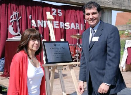 25 años de la Escuela de enseñanza media 11 de Don Torcuato