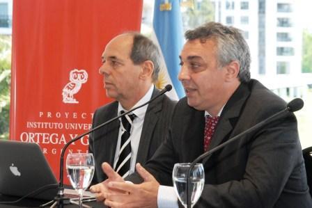El Instituto Universitario Ortega y Gasset presentó su propuesta académica