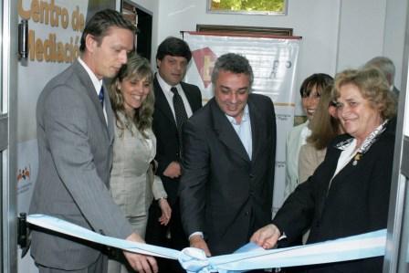 Nuevo Centro de Mediación en Tigre