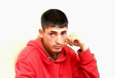 Se entregó en una iglesia otro delincuente que participó en la muerte de Urbani (foto: imagen TV)