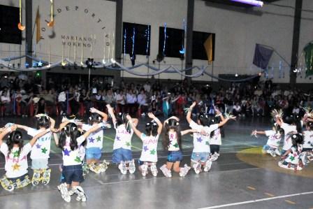 Gran Festival de Patín, Danza Jazz y Música Latina