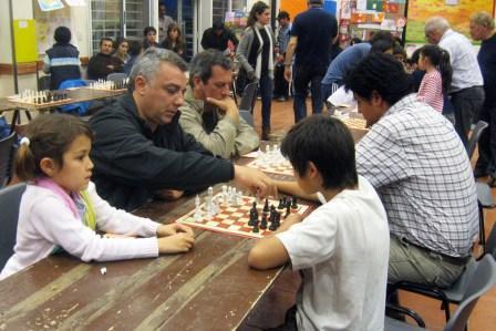 Gran Abierto de Ajedrez en Don Torcuato