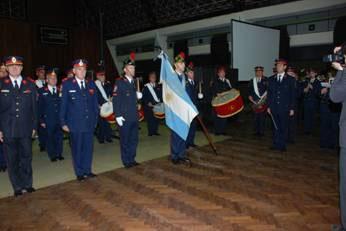 Festejaron los Bomberos de San Isidro su 70 aniversario
