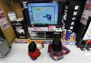 Según un estudio ver mucha televisión podría volver agresivos a niños