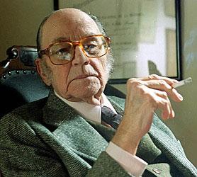 Félix Luna falleció hoy a los 84 años
