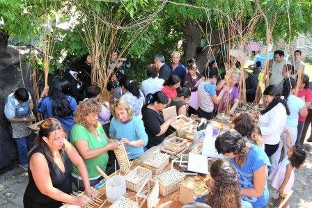 La artesanía como búsqueda de inserción laboral y social