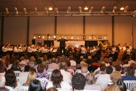 La Orquesta Sinfónica Nacional brilló en Tigre