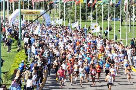 Se corrió la  26º Maratón Ciudad de Tigre