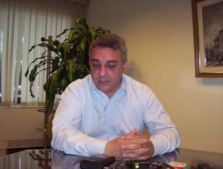 Julio Zamora Presidente del HCD de Tigre
