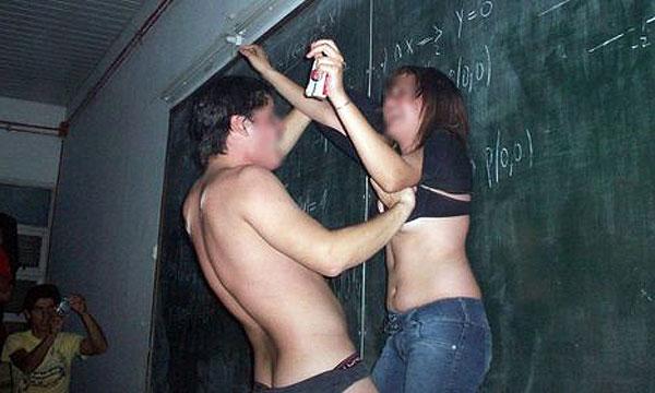 Polémica por una fiesta sexual en la universidad Nacional de Chaco