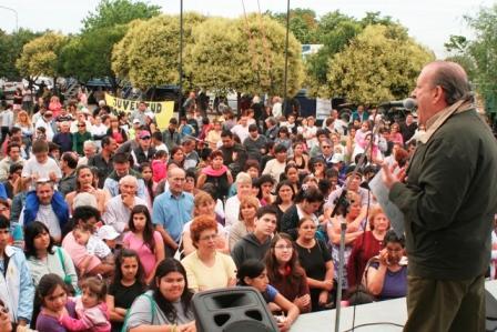 El municipio de San Fernando  y la Fundación Banco Provincia compartieron una jornada solidaria