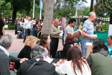 Más de 3000 vecinos votaron el presupuesto participativo