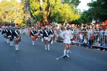 Mágico desfile en San Isidro