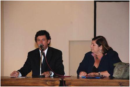 Posse inauguró foro regional de Infancias y Adolescencias junto a la diputada electa María Luisa Storani.