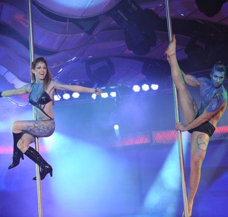El musical de tus sueños devolvió al concurso a Matías Alé y sumó a Adabel Guerrero y Ricardo Fort