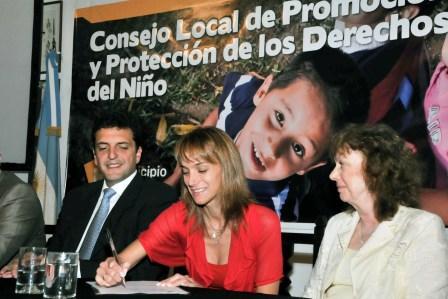 Se presentó en Tigre el Consejo Local de Promoción y Protección de los Derechos del Niño