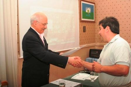 La Municipalidad de San Fernando entregó Certificados de Apto Ambiental a pequeñas y medianas empresas del Distrito