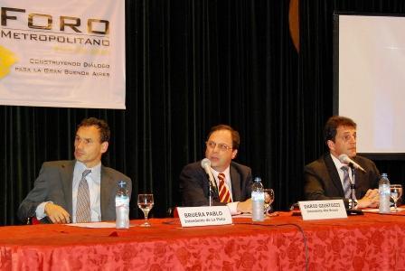 La Fundación Metropolitana celebró con éxito el VI Foro Metropolitano